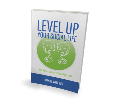 Level Up Your Social Life book